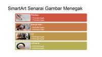 Slaid SmartArt Senarai Gambar Menegak (berbilang warna pada putih), skrin lebar
