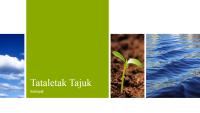 Panel foto ekologi