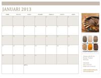 Kalendar foto (Isn)