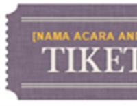 Tiket Asas