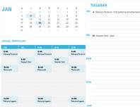 Kalendar pelajar