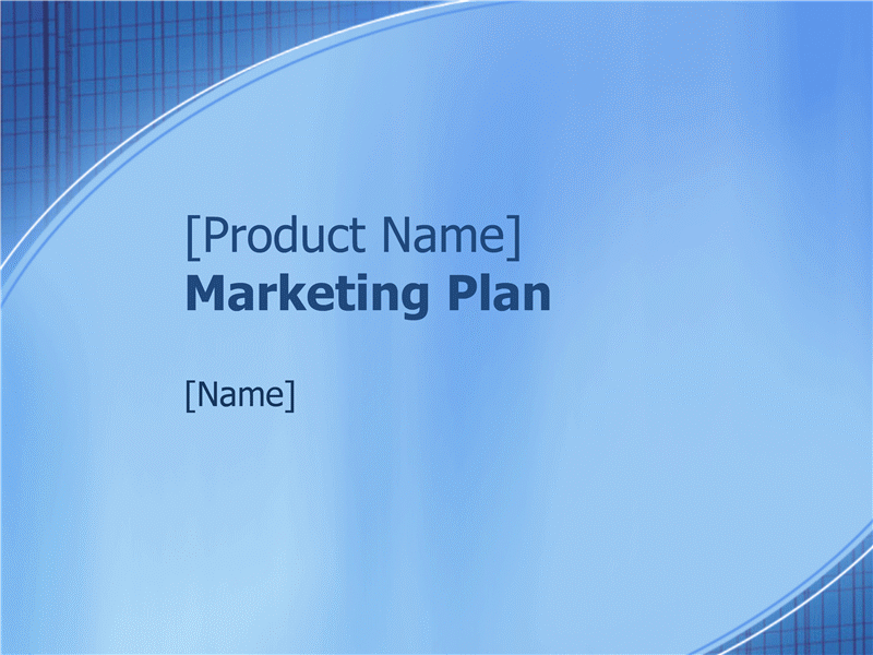 Presentasjon av markedsplan