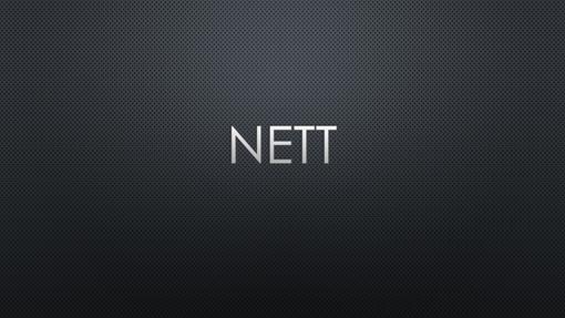 Nett – mørk 1