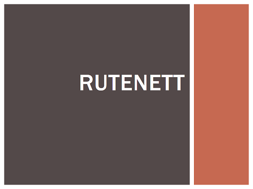 Rutenett
