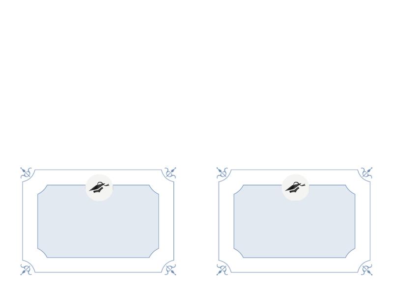 Eksamenstakkekort(formell utforming)