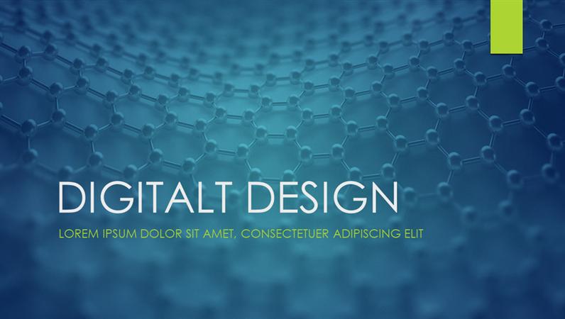 Digital utforming med ion