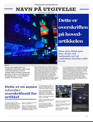 Moderne avis