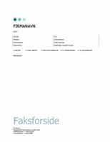 Faksforside (Punkttema)