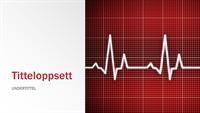 Presentasjon av medisinsk design (bredformat)