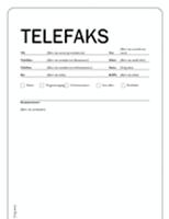 Faksforside (billighet-utforming)