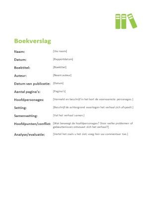 Boekrapport