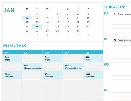 Studentenkalender