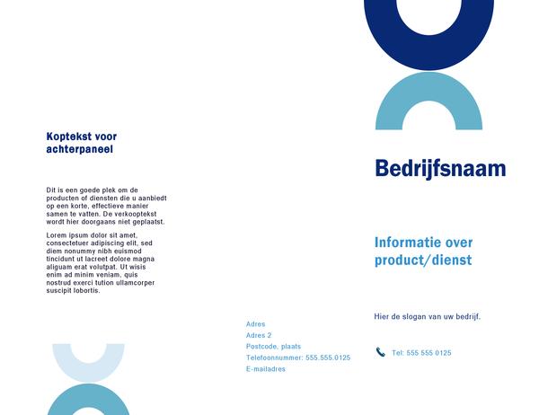 Brochure (boogontwerp)