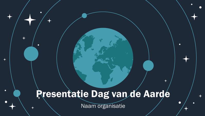 Presentatie Dag van de Aarde