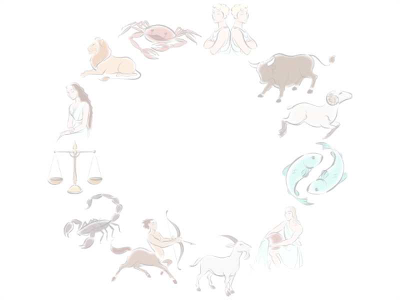 Ontwerpsjabloon Astrologie
