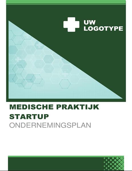 Ondernemingsplan voor gezondheidszorg