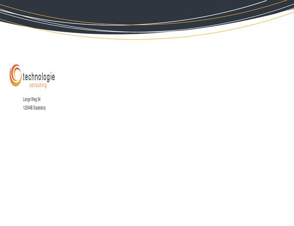 Envelop voor technologiebedrijven