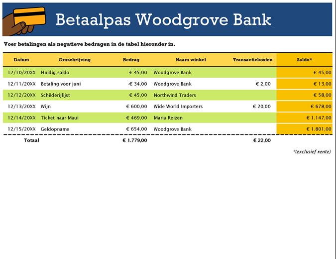 Creditcardtracker