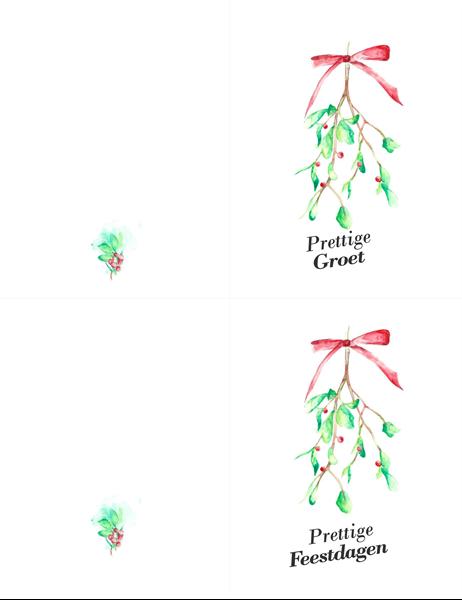 Kerstkaar Maretak