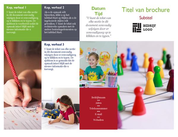 Brochure scolaire
