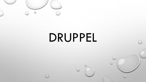 Druppel