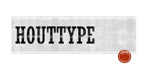 Houttype