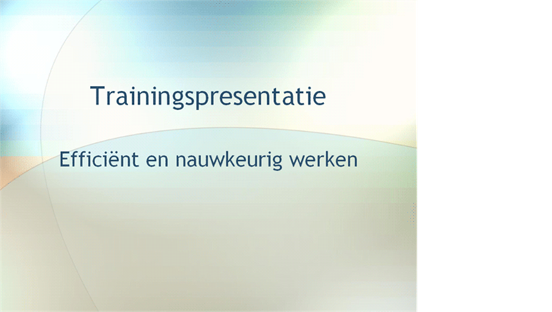 Trainingsseminar
