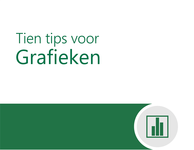 Tien tips voor grafieken