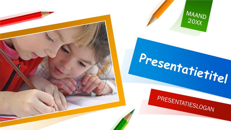 Presentatie basisonderwijs