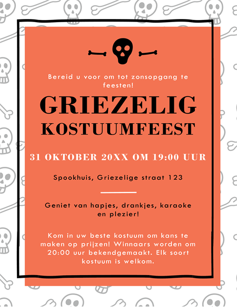Halloween-folder