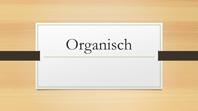 Organisch
