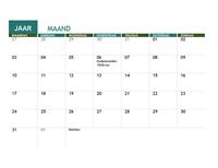 Academische kalender