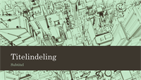 Stadsschets-presentatie (breedbeeld)