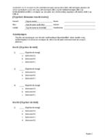 Meerkeuzetoetspakket (voor het maken van vragen met 3, 4 of 5 antwoorden)