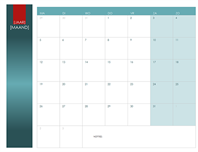 Kalender voor een willekeurig jaar