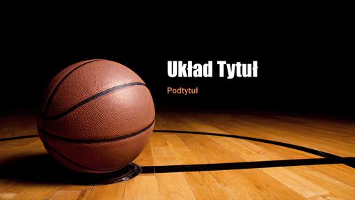 Prezentacja Koszykówka (panoramiczna)