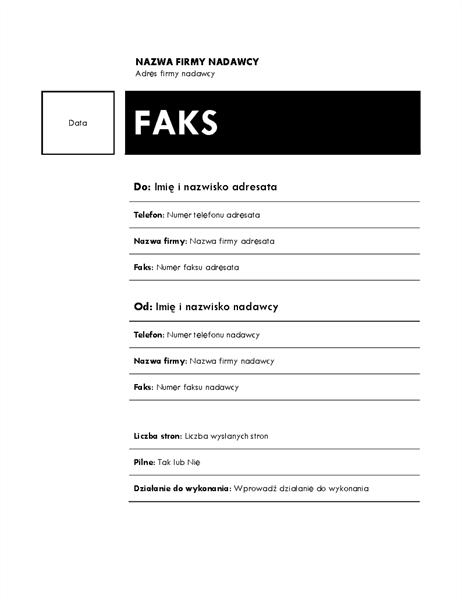 Faks (motyw Åšredni)