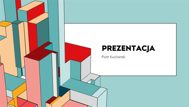 Prezentacja o tematyce architektonicznej