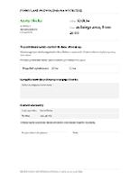 Formularz pozwolenia na wycieczkę (gimnazjum i szkoła średnia)