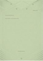 Szablon listu osobistego (elegancki zielono-szary motyw)