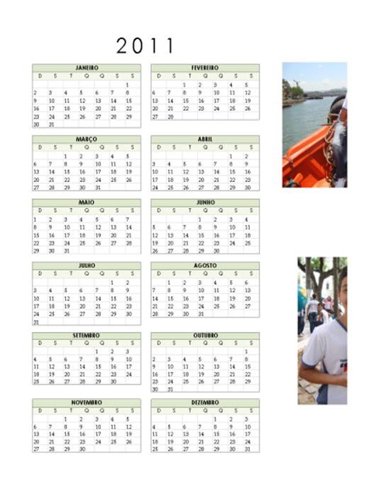 calendario lucas