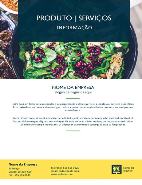 Panfleto (design de Vieiras)