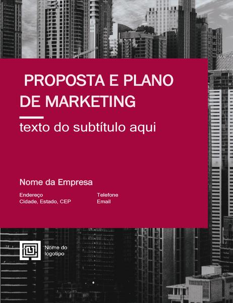 Relatório de negócios (design profissional)