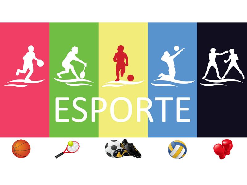Modelo de Design - Esportes
