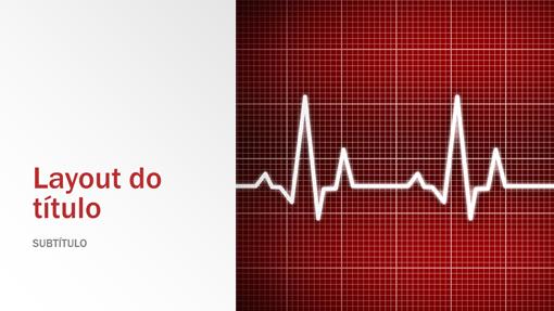 Apresentação de projeto médico (widescreen)