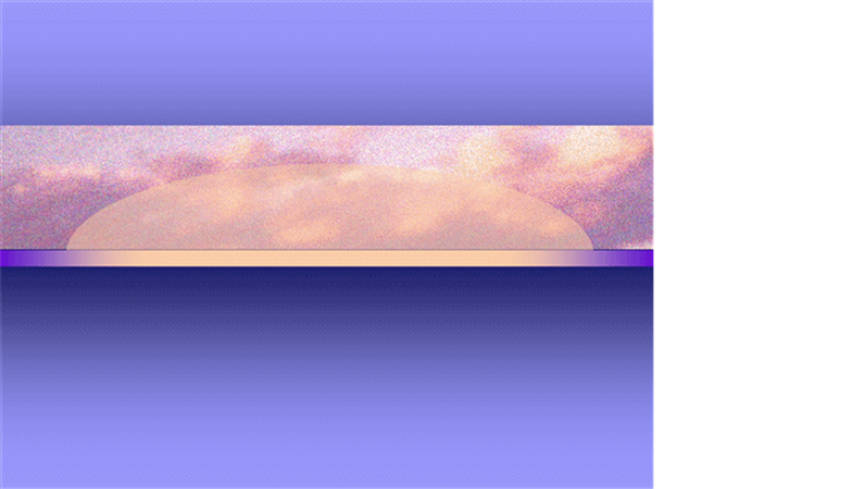 Modelo de design Nascer do sol
