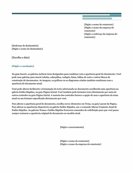 Carta (tema Urbano)