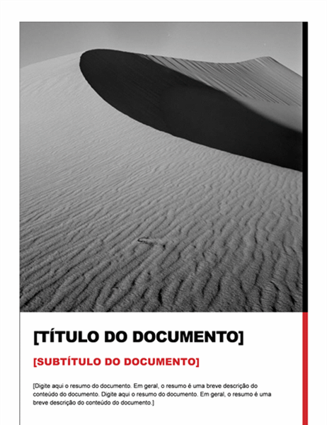 Relatório (design Essencial)