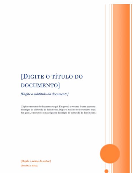 Relatório (design Balcão Envidraçado)