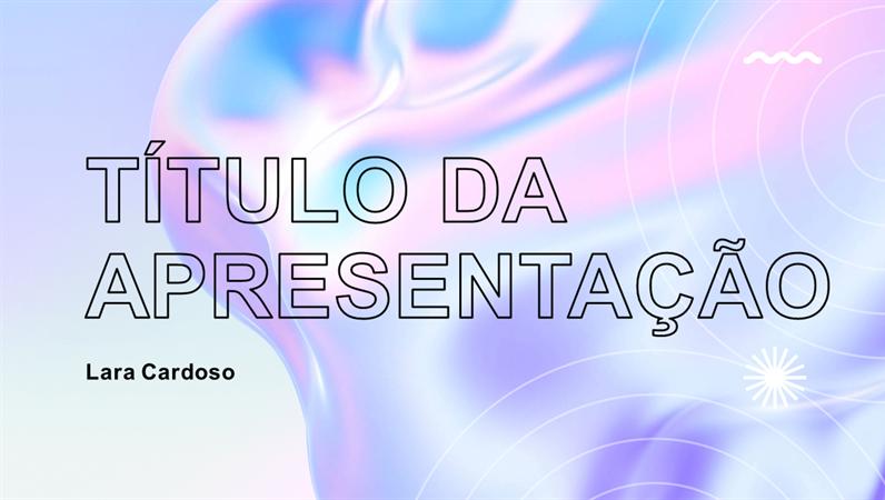 Design de gotícula